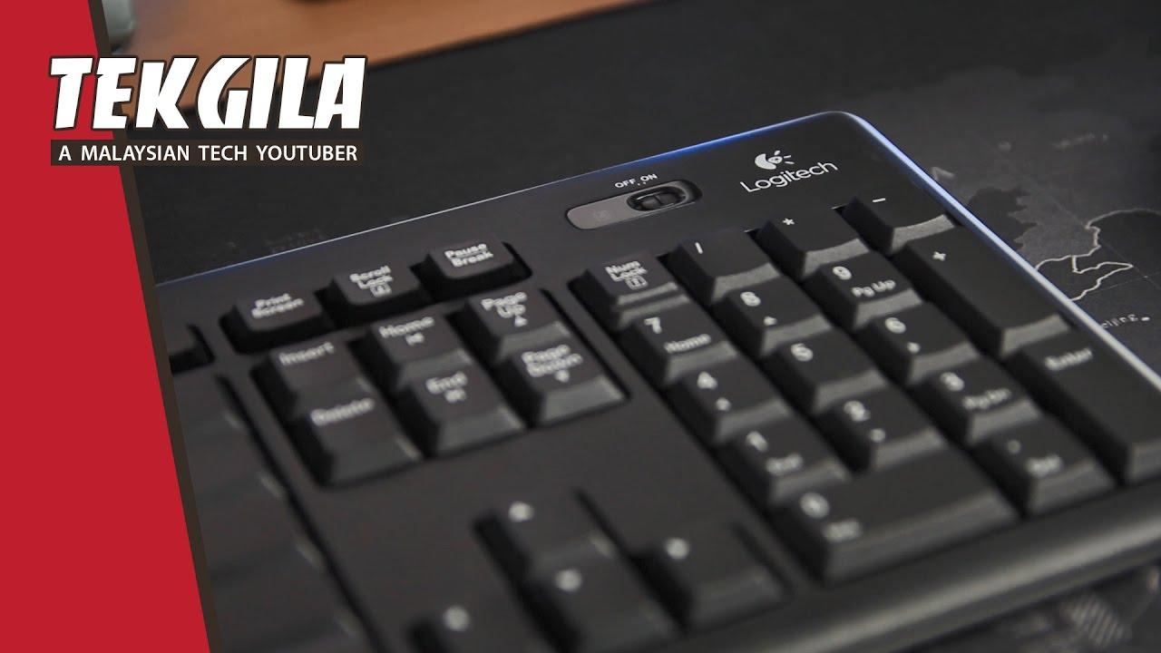 My Daily Keyboard | Logitech K270