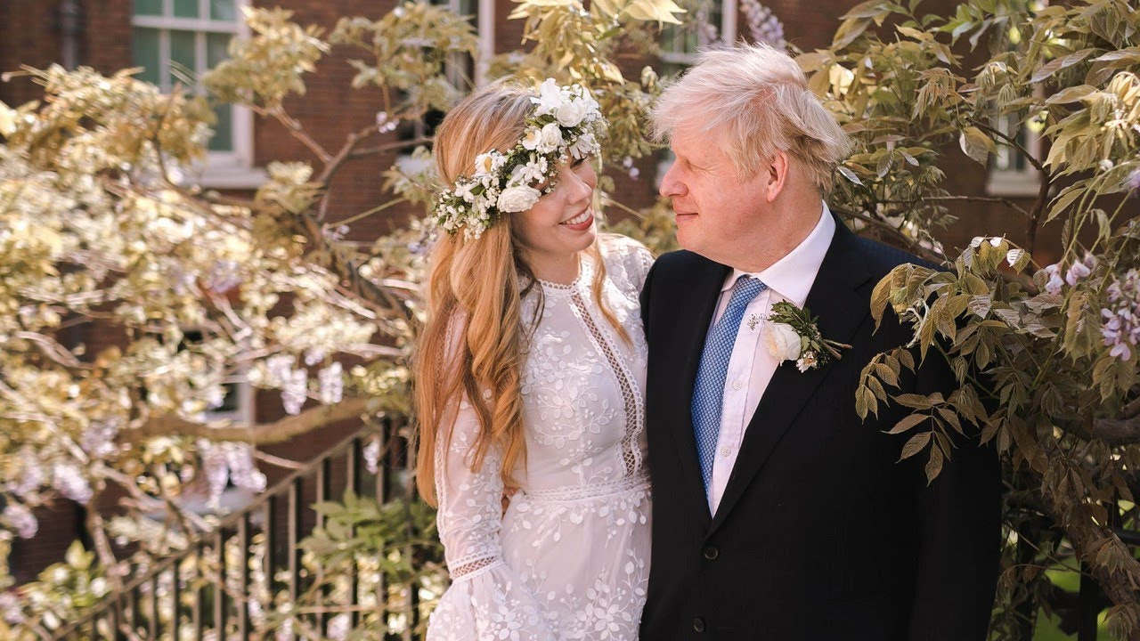 British Prime Minister gets married