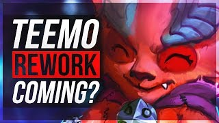 TEEMO, TRYNDAMERE + MORE REWORKS INCOMING? | League of Legends