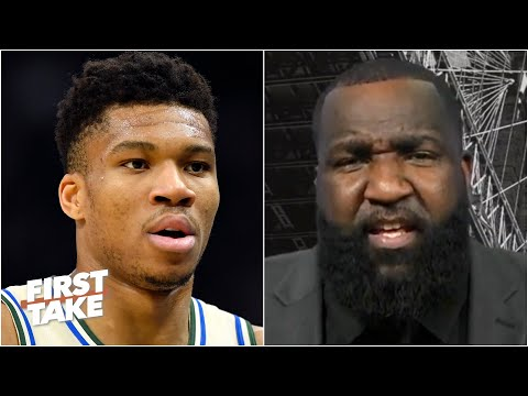 Kendrick Perkins predicts the Bucks will make the NBA Finals: 'Carry the hell on!' | First Take