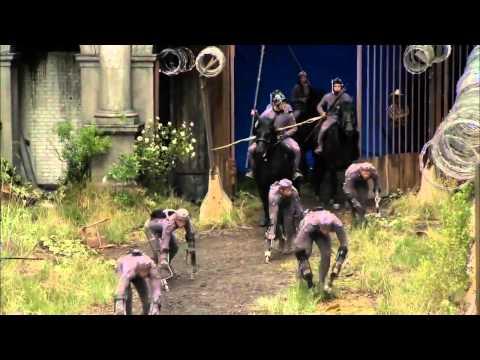 《猩球崛起2:黎明之戰》幕後花絮大合集1 - Dawn of the Planet of the Apes:Behind the Scences Collection 1 - 時間邊界