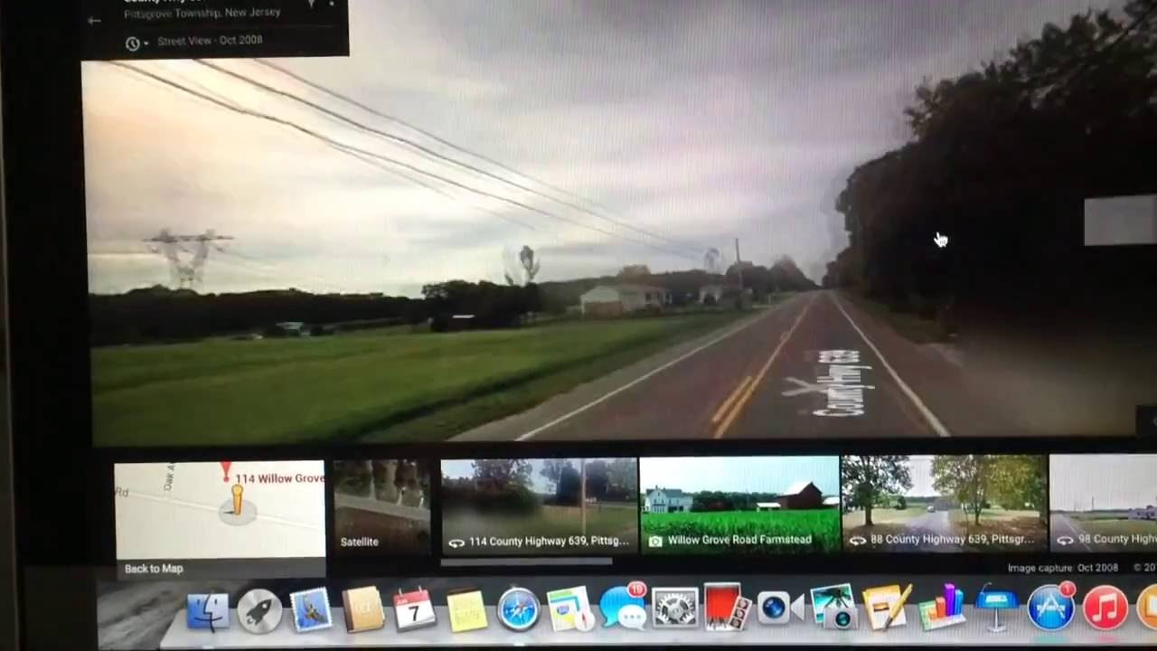 Finding McJuggerNuggets house in Maps - YouTube