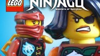 LEGO Ninjago - Skybound - Showdown on Tiger Widow Island
