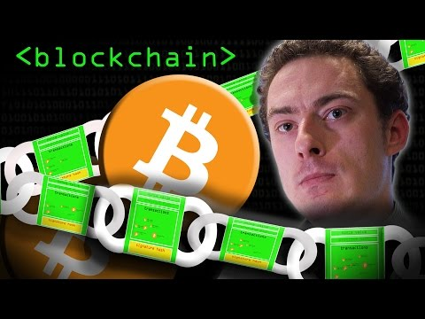 The Blockchain & Bitcoin - Computerphile