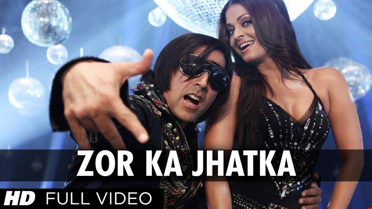 Download Zor Ka Jhatka Full HD Song Action Replayy