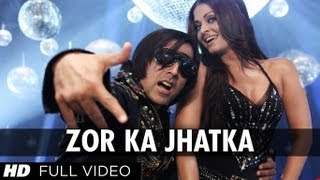 Zor Ka Jhatka (Full Video Song) | Action Replayy