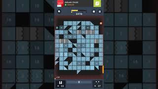 Bricks breaker puzzle - yapboz tuğla kırıcı level 447 ( bricks n balls )