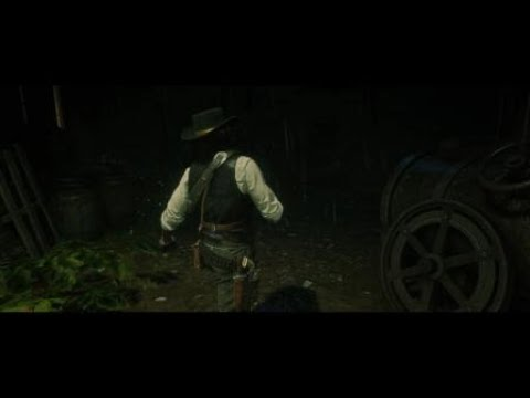 Red Dead Redemption 2 Marco Dragic: Tesla-Frankenstein?