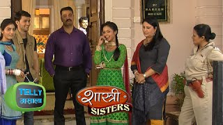 Anushka's Family in Trouble! Shastri Sister | Colors Tv