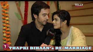 Thapki Pyaar Ki: Thapki Bihaan Re-Marriage | Latest Telly News 2016