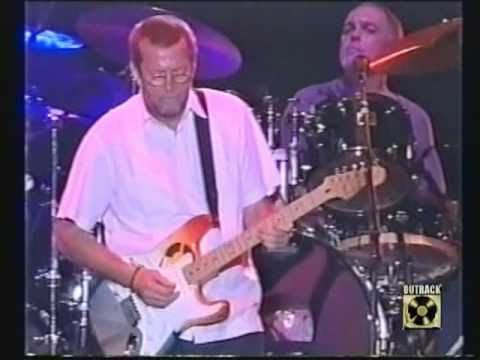 Eric Clapton - River Of Tears, BRA, Oct 13, 2001 - YouTube