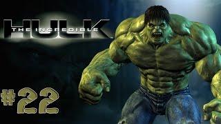 The Incredible Hulk - Walkthrough - Part 22 (PC) [HD]