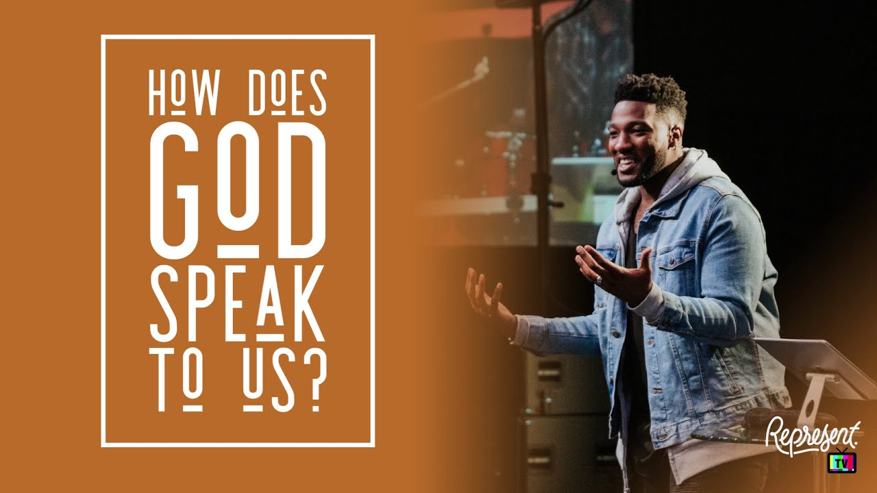 How Does God Speak to Us?