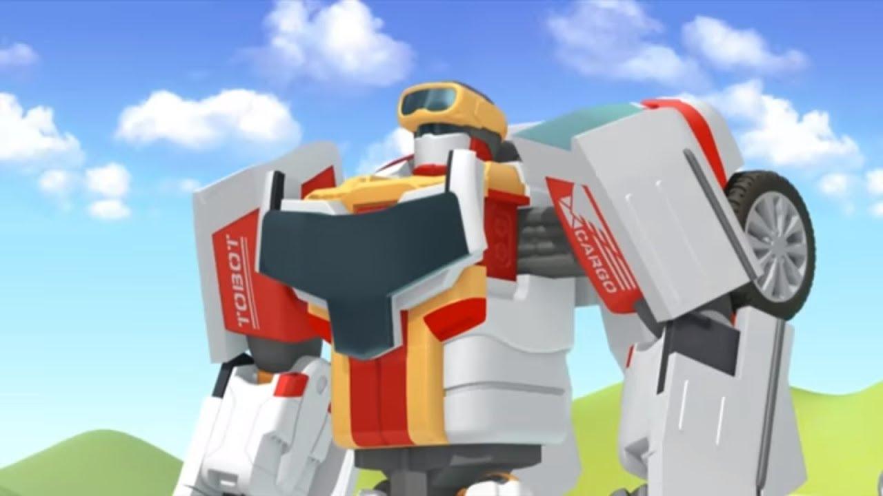 Тоботы 4 сезон - Новые серии - 13 Серия   Мультики про роботов трансформеров