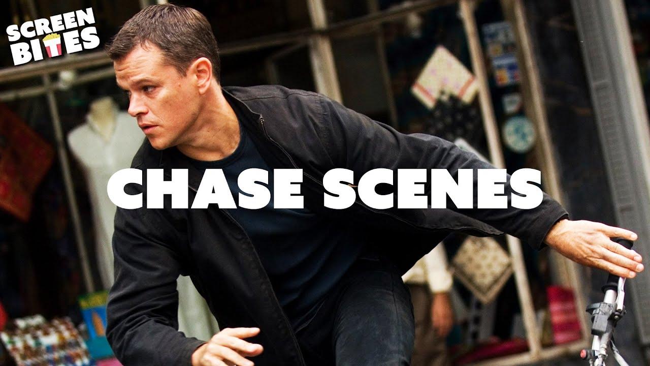 Download Best Chase Scenes | The Bourne Ultimatum | Screen Bites