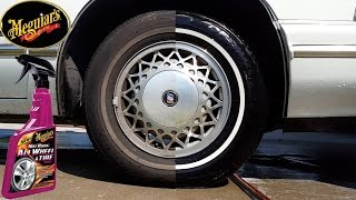 REVIEW Meguiars Hot Rims Wheel  Tire Cleaner Video
