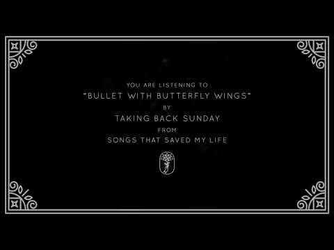 Taking Back Sunday - Bullet With Butterfly Wings (Visual)