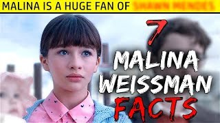 Malina Weissman Facts Every Fan Should Know | A Series of Unfortunate Events actress (Violet)