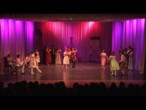 El Cascanueces - Ballet Río Negro - Fundación Cultural Patagonia