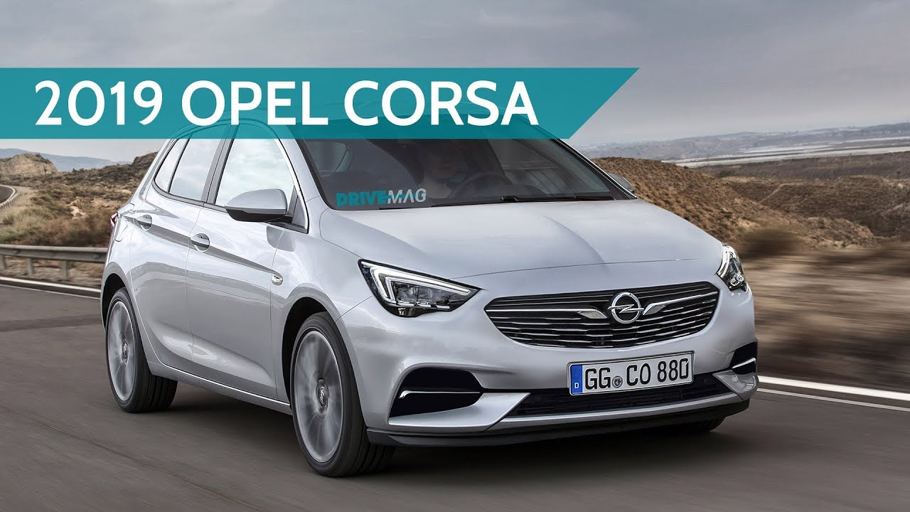 2019 opel vauxhall corsa f everything we know so far youtube. Black Bedroom Furniture Sets. Home Design Ideas