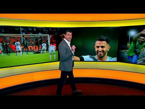 رياض محرز يضع الجزائر في نهائي كأس إفريقيا: كيف تفاعلت الجماهير مع الحدث؟  - نشر قبل 2 ساعة