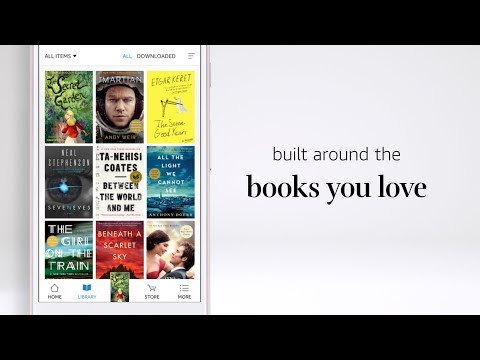 Introducing The All-new Kindle App—easier Than Ever To Read And Connect With Friends
