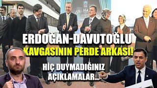 İsmail Saymaz ve Barış Yarkadaş, Erdoğan-Davutoğlu kavgasının perde arkasını açıkladı!