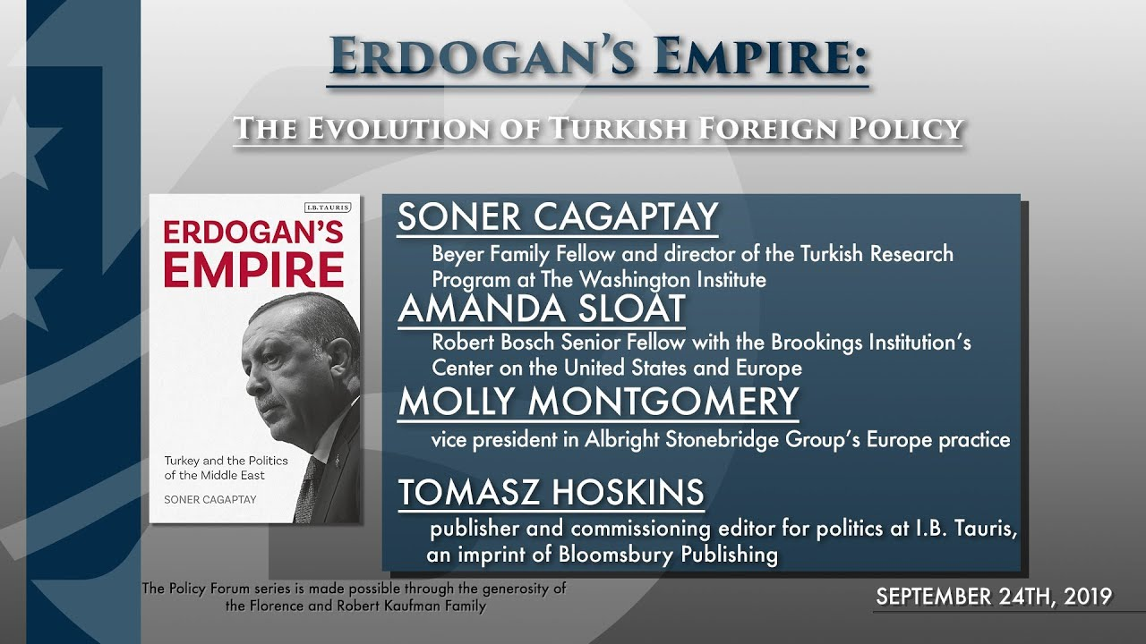 Erdogan's Empire: The Evolution of Turkish Foreign Policy