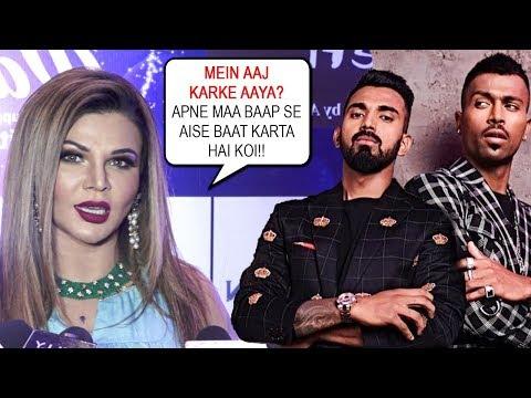 Rakhi Sawant on Hardik Pandya | Hardik Pandya Controversy | Hardik Pandya Koffee With Karan