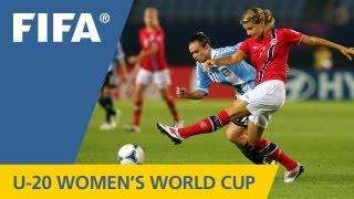 Flurry of Norwegian goals buries Albiceleste