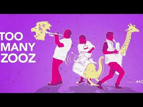 Too Many Zooz London June 2015 part 2