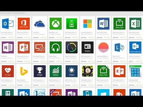 Best Microsoft Apps For Android Phone & Tablet