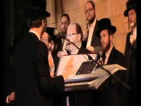 החזן יעקב מוצן- ממקומך Chazzan Yaakov Motzen