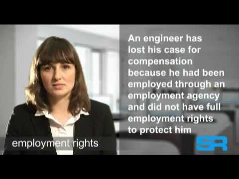UK Employment Law - Employment rights