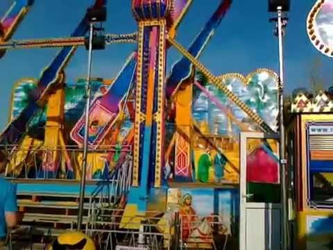 Latający Dywan Lunapark Robland