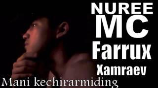Nuree MC Ft. Farrux Xamraev- Mani kechirarmiding (Tur X)