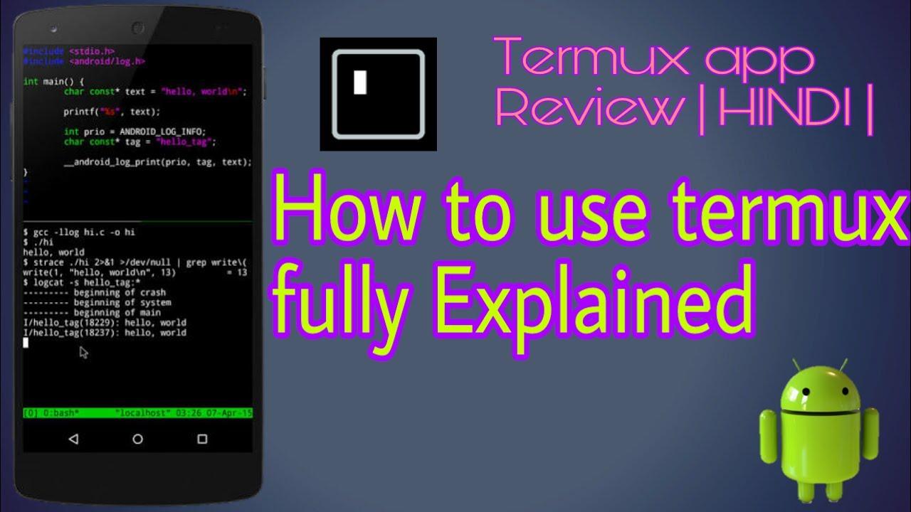 How to use termux app fully explainedhindi root not required how to use termux app fully explainedhindi root not required linux toolspythonn mapsql gumiabroncs Choice Image