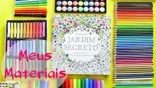 Materiais de Colorir - Testes e Comparações thumbnail
