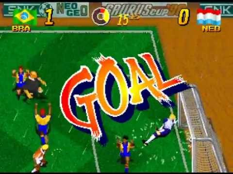 Arcade Longplay [257] Pleasure Goal - Futsal 5 on 5 Mini Soccer