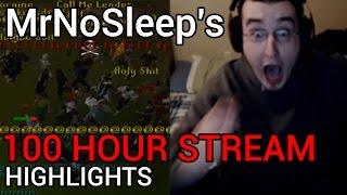 Download lagu MrNoSleep s 100 HOUR STREAM Highlights MP3