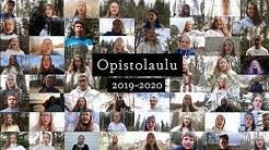 Opistolaulu 2019-2020