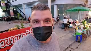 SOI BUAKHAO 4K Паттайя 21 08 2021 Таиланд Pattaya Thailand 4K