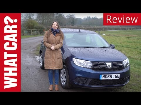 2017 Dacia Sandero review | What Car?
