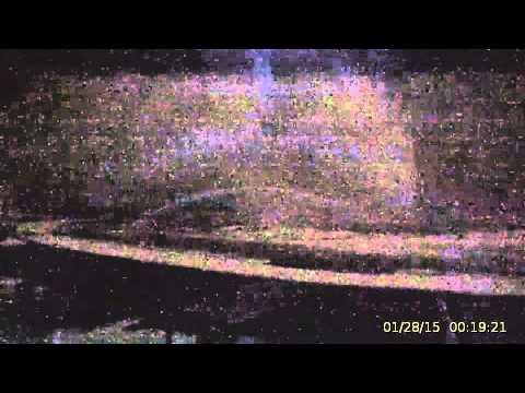Jan 27, 2015 Upper Geyser Basin Overnight Streaming Camera Captures