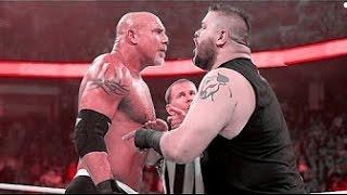 جولد بيرج ضد كيفن اوينز لقب اليونيفرسال عرض فاست لاين 2017 (برومو)