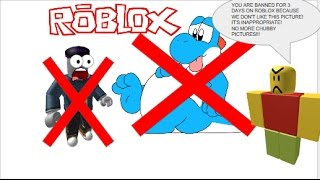 (DISOWNED / OUTDATED) I got banned in ROBLOX for 3 days, but this image is not innapropriate