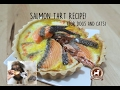 EASY SALMON TART RECIPE (for dogs and cats!)