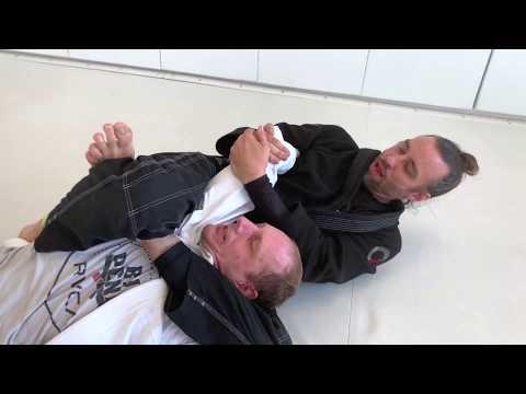 Sneaky Back Triangle Chokes From S-Mount Jiu-Jitsu