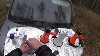видео ручные мегафоны