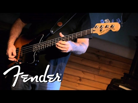 Squier Vintage Modified Jaguar® Bass Special Demo One | Fender